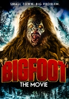 Bigfoot the Movie - DVD movie cover (xs thumbnail)