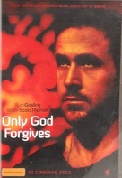 Only God Forgives - Australian Movie Poster (xs thumbnail)