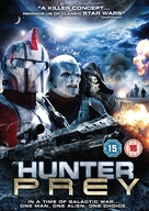 Hunter Prey - British DVD cover (xs thumbnail)