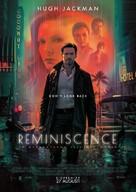 Reminiscence - Swedish Movie Poster (xs thumbnail)