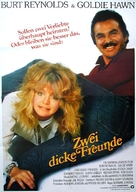 Best Friends - German Movie Poster (xs thumbnail)