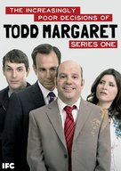 """The Increasingly Poor Decisions of Todd Margaret"" - DVD movie cover (xs thumbnail)"
