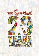 """The Simpsons"" - DVD movie cover (xs thumbnail)"