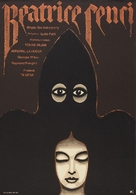 Beatrice Cenci - Polish Movie Poster (xs thumbnail)