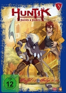 """Huntik: Secrets and Seekers"" - German DVD movie cover (xs thumbnail)"