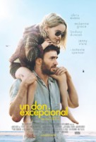 Gifted - Argentinian Movie Poster (xs thumbnail)