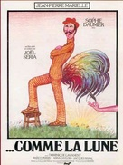 Comme la lune - French Movie Poster (xs thumbnail)