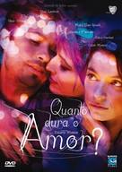 Quanto Dura o Amor? - Brazilian DVD cover (xs thumbnail)