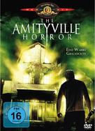 The Amityville Horror - German DVD cover (xs thumbnail)