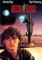 Arizona Dream - Turkish Movie Cover (xs thumbnail)