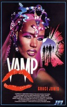Vamp - Norwegian VHS cover (xs thumbnail)