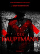 Der Hauptmann - German Movie Poster (xs thumbnail)