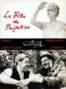 La fille du puisatier - French DVD movie cover (xs thumbnail)