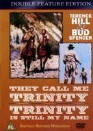 ...continuavano a chiamarlo Trinità - British Movie Cover (xs thumbnail)