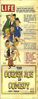 The Golden Age of Comedy - Movie Poster (xs thumbnail)