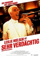 Wrongfully Accused - German Movie Poster (xs thumbnail)