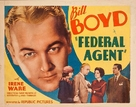 Federal Agent - Movie Poster (xs thumbnail)