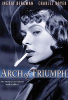 Arch of Triumph - Movie Cover (xs thumbnail)