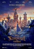 The Nutcracker and the Four Realms - German Movie Poster (xs thumbnail)