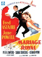 Royal Wedding - French Movie Poster (xs thumbnail)