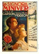 Mrs. Miniver - Italian Movie Poster (xs thumbnail)