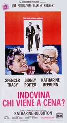 Guess Who's Coming to Dinner - Italian Movie Poster (xs thumbnail)