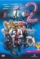 Üvegtigris 2 - Hungarian DVD cover (xs thumbnail)