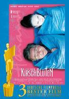 Kirschblüten - Hanami - German Movie Poster (xs thumbnail)