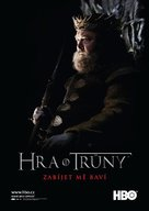"""""""Game of Thrones"""" - Czech Movie Poster (xs thumbnail)"""