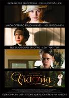 Victoria - Norwegian Movie Poster (xs thumbnail)