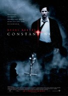 Constantine - German Movie Poster (xs thumbnail)