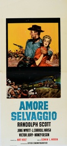 Canadian Pacific - Italian Movie Poster (xs thumbnail)