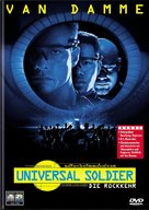 Universal Soldier 2 - Swiss Movie Cover (xs thumbnail)