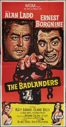 The Badlanders - Movie Poster (xs thumbnail)