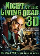 Night of the Living Dead 3D - DVD cover (xs thumbnail)