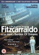 Fitzcarraldo - British Movie Cover (xs thumbnail)