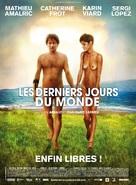Les derniers jours du monde - French Movie Poster (xs thumbnail)
