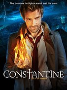 """""""Constantine"""" - Movie Poster (xs thumbnail)"""