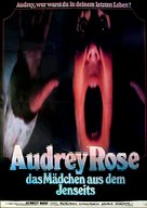 Audrey Rose - German Movie Poster (xs thumbnail)