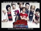 Scott Pilgrim vs. the World - British Movie Poster (xs thumbnail)