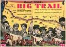 The Big Trail - Movie Poster (xs thumbnail)