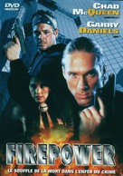 Firepower - French Movie Cover (xs thumbnail)