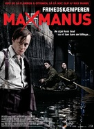 Max Manus - Danish Movie Poster (xs thumbnail)