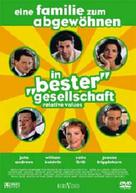 Relative Values - German poster (xs thumbnail)