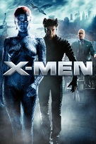 X-Men - Canadian DVD movie cover (xs thumbnail)