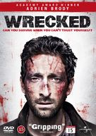 Wrecked - Danish DVD cover (xs thumbnail)