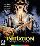 The Initiation - British Movie Cover (xs thumbnail)