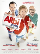 Alibi.com - French Movie Poster (xs thumbnail)