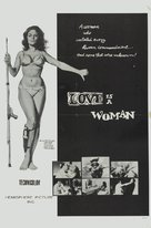Death Is a Woman - Movie Poster (xs thumbnail)