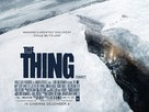 The Thing - British Movie Poster (xs thumbnail)